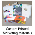 Custom Printed Marketing Materials